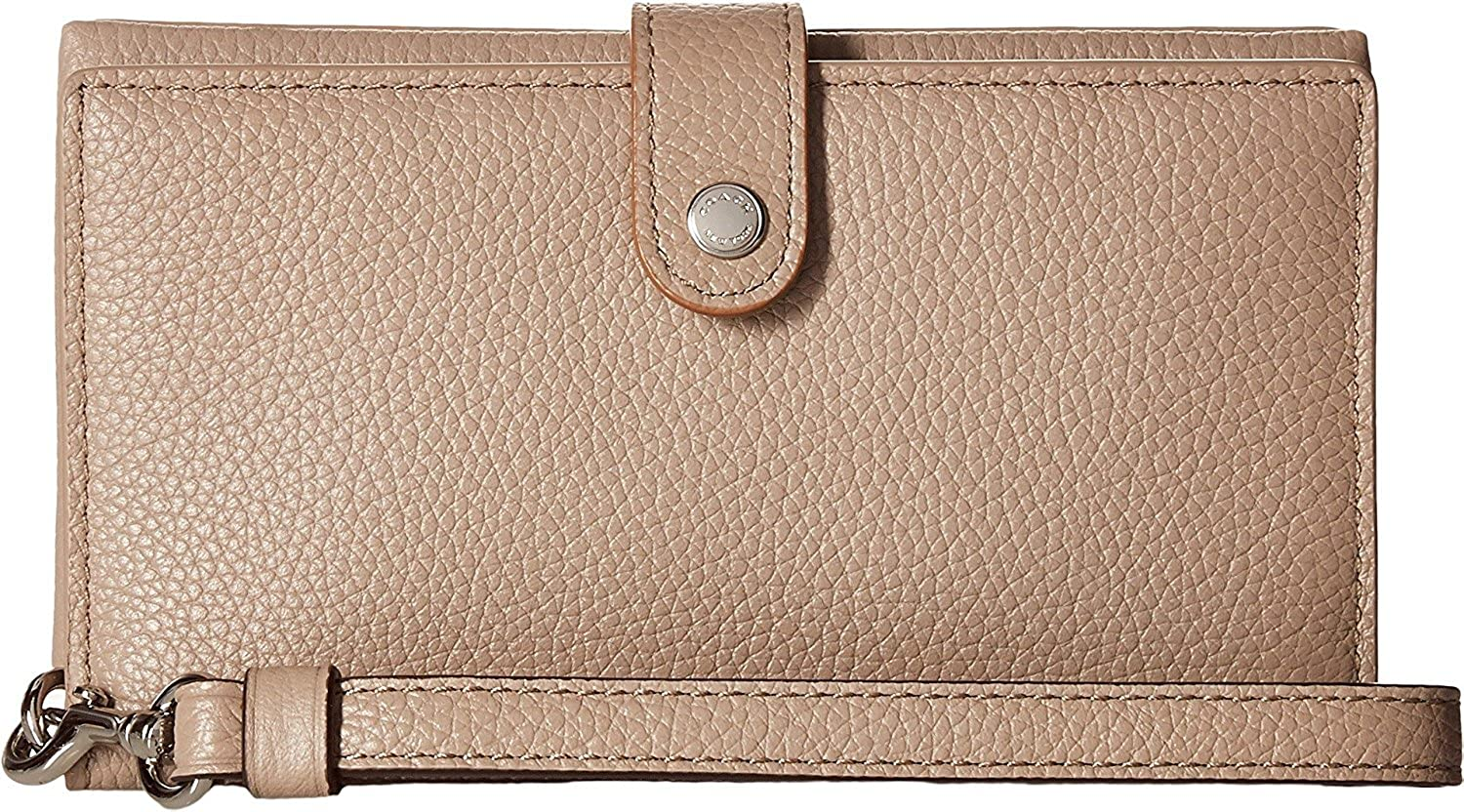 COACH Edgestain Phone Wristlet