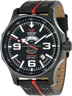 Vostok-Europe Mens 2432/5954194 Russian Movement Watch