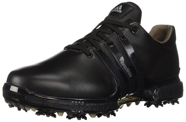 adidas Men's Tour360 2.0 Wd Golf Shoe B071W21GZW 10.5 W US|Core Black/Core Black/Core Black