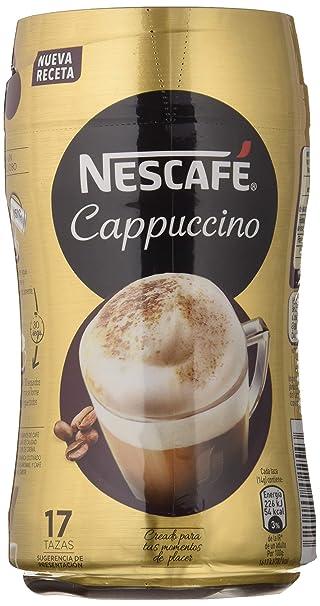 NESCAFÉ Café Cappuccino   Bote   5 Botes de 250g de café - Total: 1