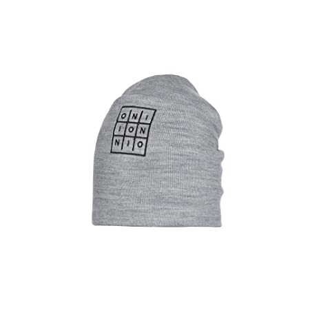 Ion Spook Beanie Mütze grau