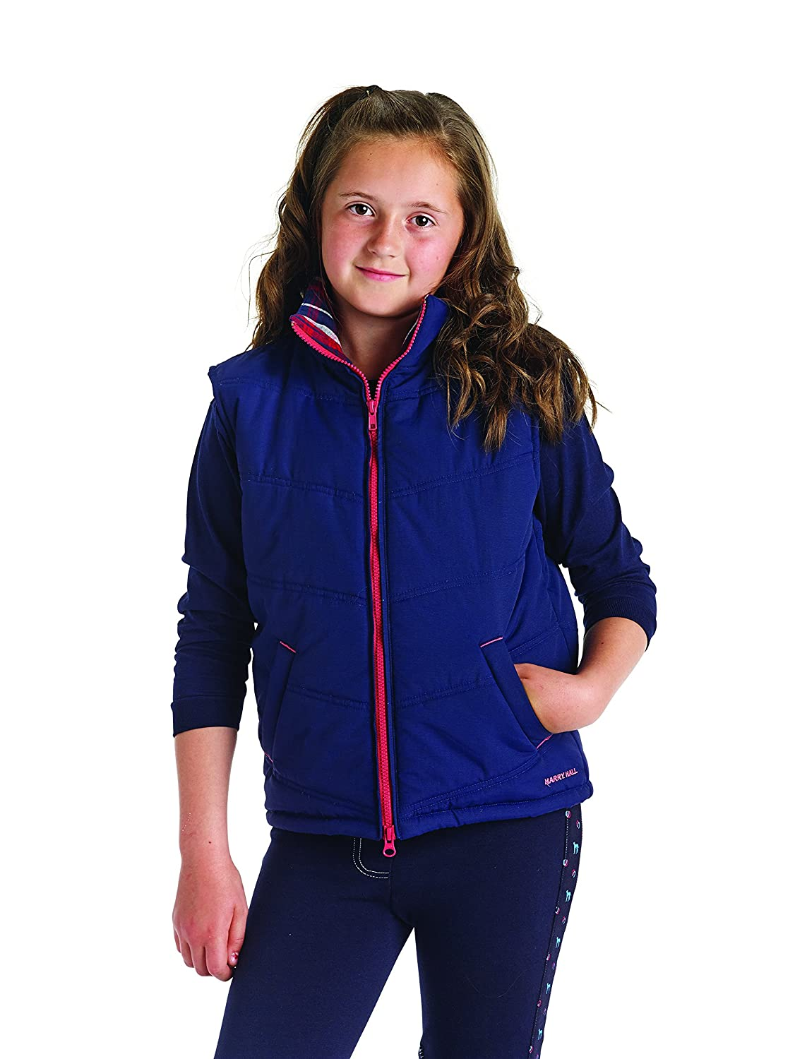 Matchmakers Girl's Harry Hall Gilet