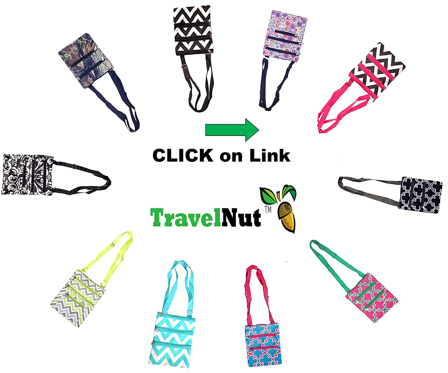 Assorted Colors Summer Sale Microfiber Hipster Crossbody Bag Small Purse for Women /& Girls