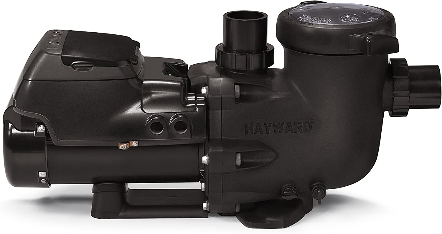 Hayward SP3400VSPVR Ecostar 2.7 HP Variable-Speed Pool Pump, Energy Star Certified
