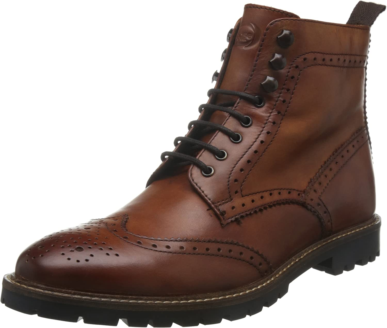 Base London Troop - Botines Hombre
