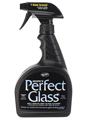 <br/>Hope's Perfect Glass Cleaner