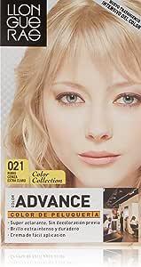 Llongueras Llong Color Advance 021 Rubio Ceniza Claro Coloración Permanente - 210 gr