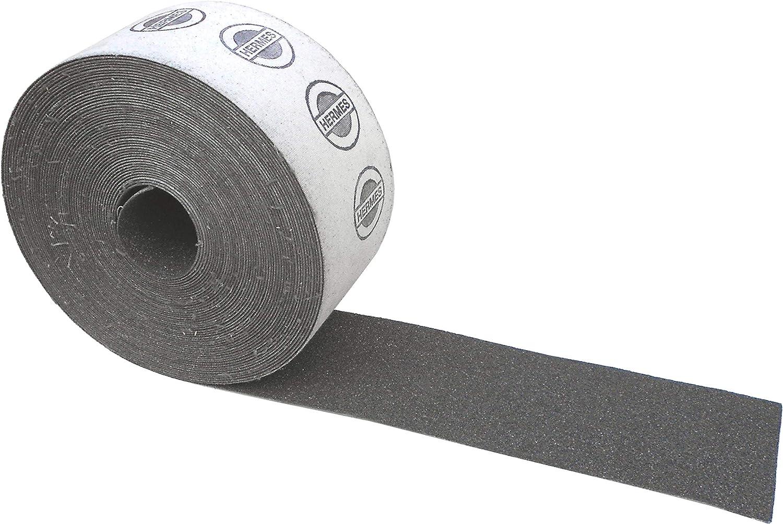 Industriequalit/ät Breite: 150mm, L/änge: 1m Breite /& L/änge nach Wahl Hermes Graphit-Gleitgewebe // Graphitbelag GL580