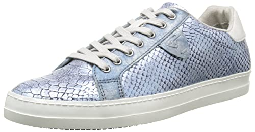 23606, Sneakers Basses Femme - Rose (Rose Metallic 952), 36 EUTamaris