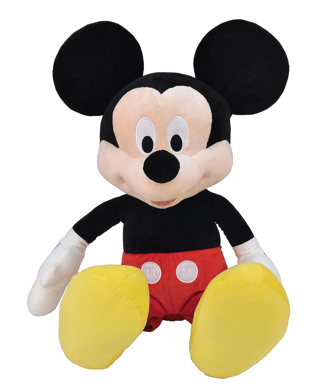 Disney Mickey GG01061 - Peluche 80cm - Calidad super suave: Amazon.es: Juguetes y juegos