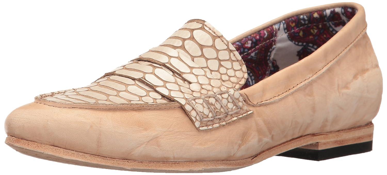 Freebird Women's Echo Loafer Flat B01LEROGHK 6 M US|Natural Multi
