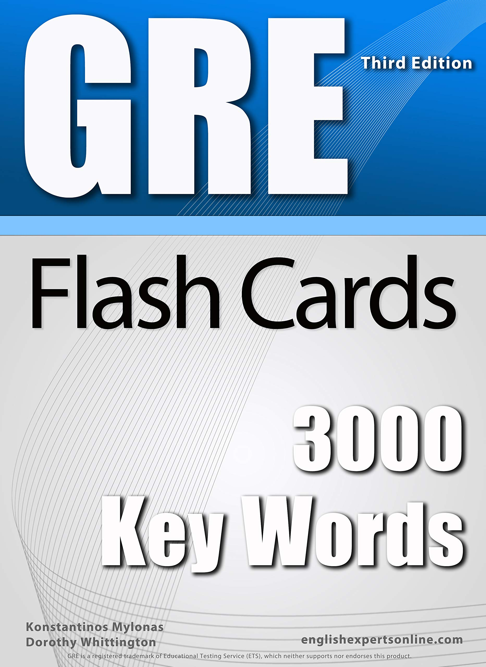GRE Flash Cards   3000 Key Words  2018 Edition   A Powerful Method To Learn The Vocabulary You Need  English Edition