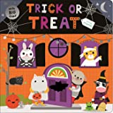 Little Friends: Trick or Treat: A lift-the-flap book
