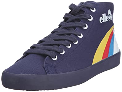ellesse Vulcano Canvas EI1MH004CS Unisex   Erwachsene Fashion Sneakers