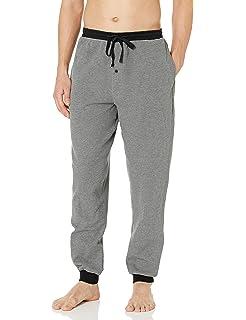 Hanes Mens Jogger Style Lounge Pyjama Pants