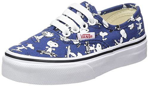 5f198f5415 Vans Unisex Kids  Peanuts Authentic Trainers  Amazon.co.uk  Shoes   Bags