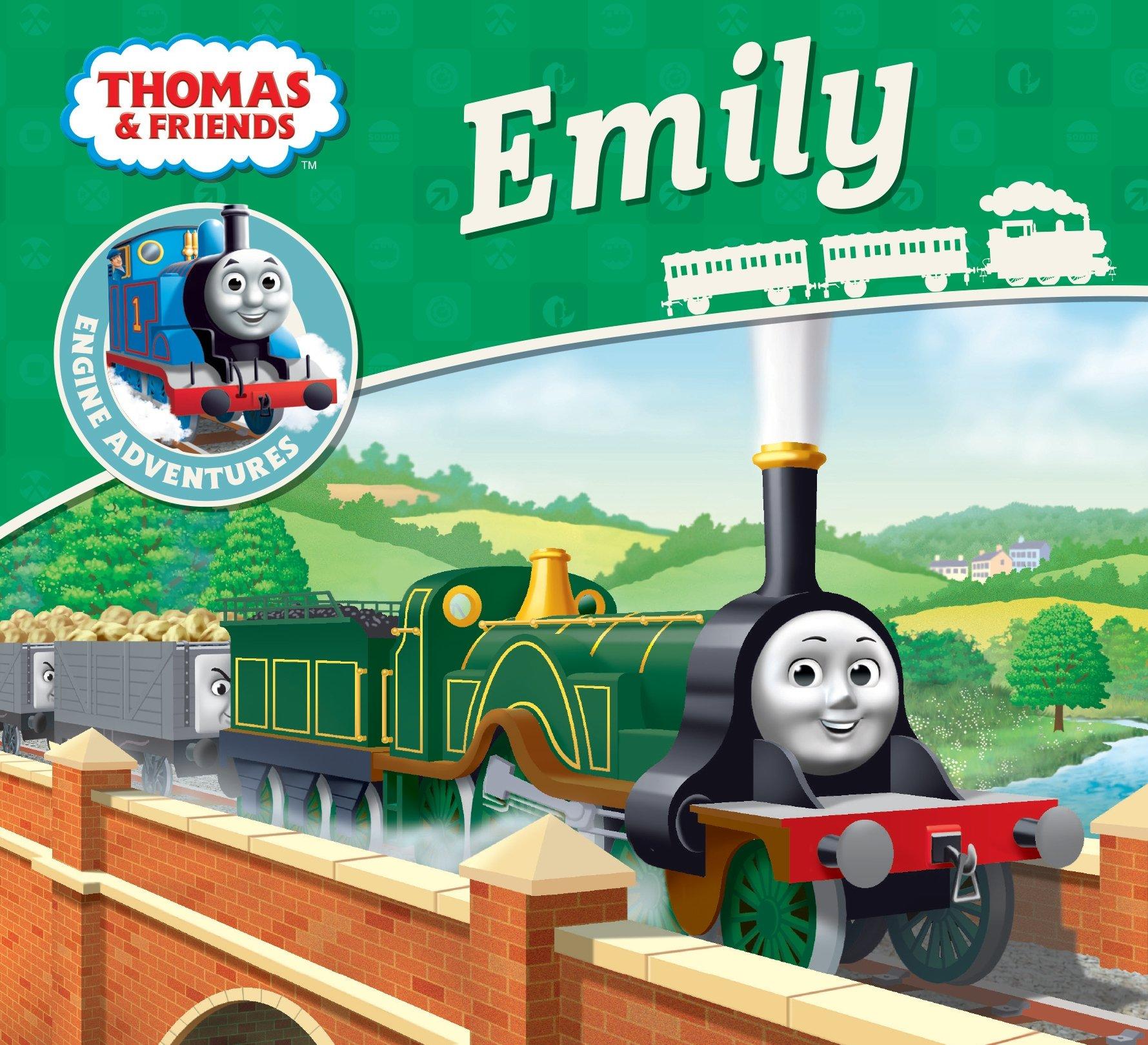 Thomas Friends Emily Thomas Engine Adventures Amazon Co Uk Awdry W Books
