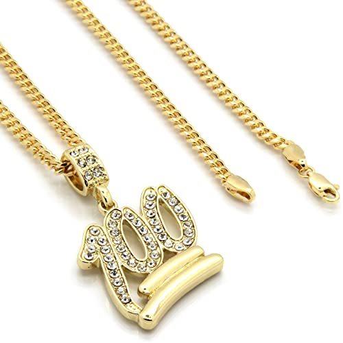 Mens gold tone emoji 100 cz hip hop pendant with 3mm 30 inch cuban mens gold tone emoji 100 cz hip hop pendant with 3mm 30quot inch cuban aloadofball Choice Image