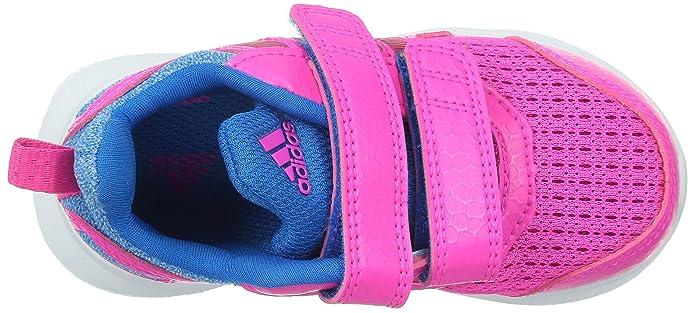 Adidas Hyperfast 2.0 CF I, Zapatos (1-10 Meses) Unisex Bebé, Verde (Verimp/Minera/Eqtver), 27 EU