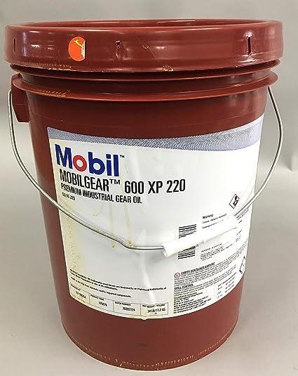 Amazon com: MOBILGEAR Mobil 600 XP 220 Premium Industrial