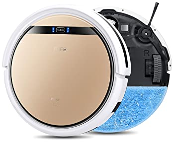 ILIFE V5s Pro Robot Vacuum And Mop Combo