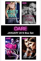 Harlequin Dare January 2019 Box Set Kindle Edition