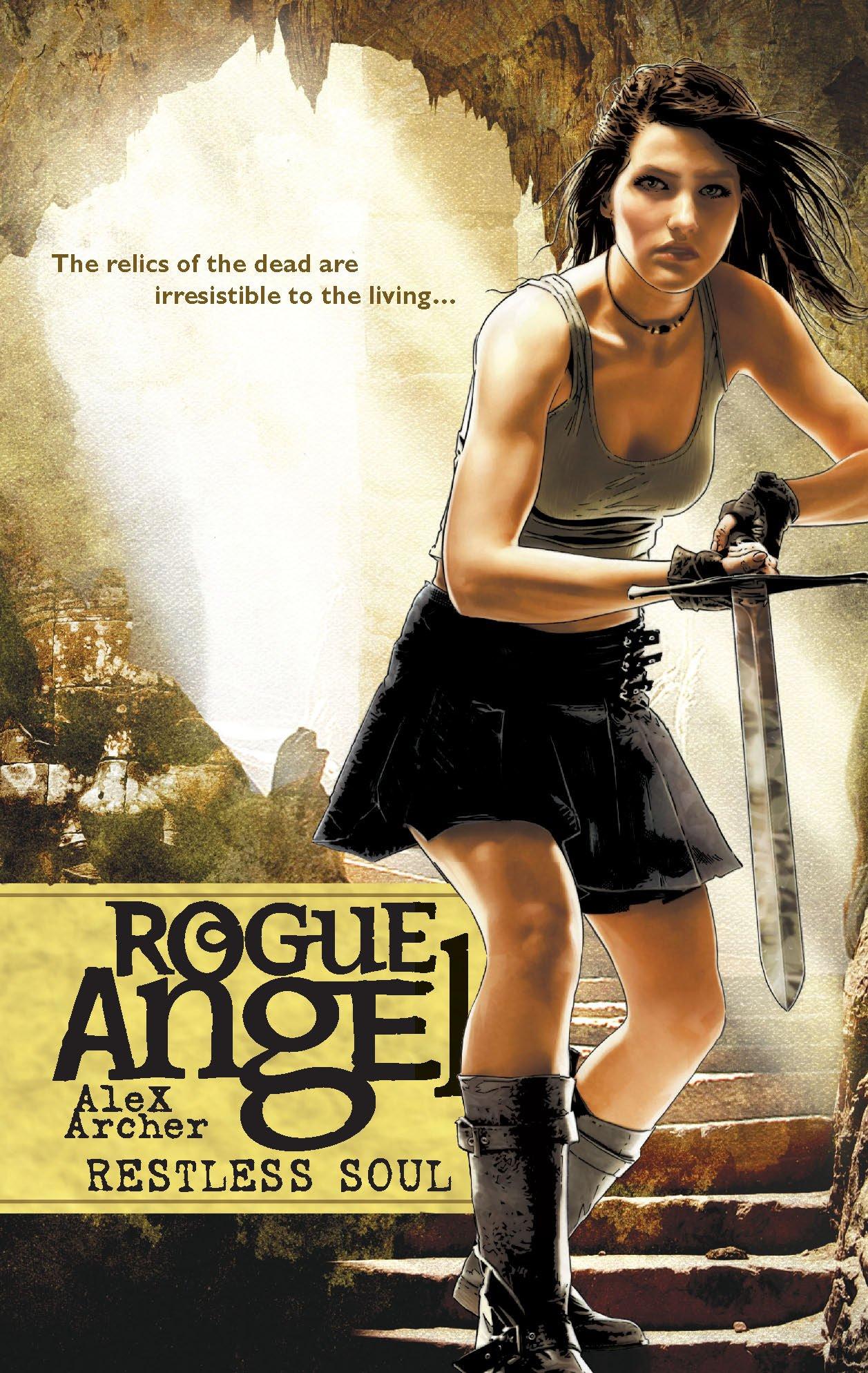 Amazon.com: Restless Soul (Rogue Angel) (9780373621477): Alex Archer: Books
