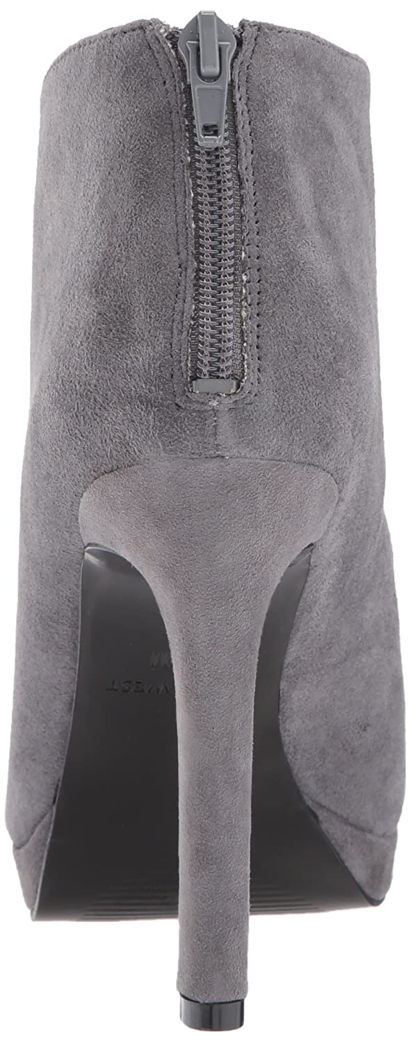 Nine West Women's Trophy 10 Suede Ballet Flat B06XNLTYN8 10 Trophy B(M) US|Dark Grey Suede c3db41