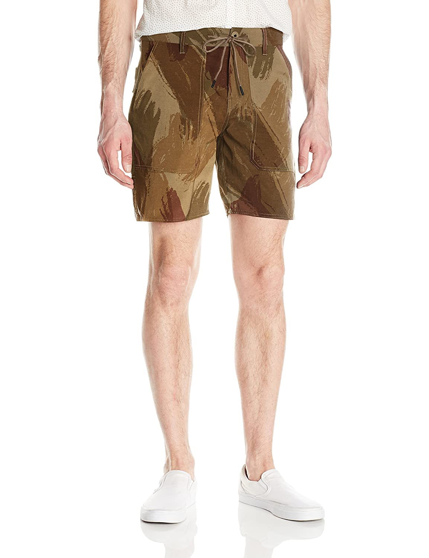 Amazon.com  Brixton Men s Prospect Service Short  Clothing a6be5caf8bf