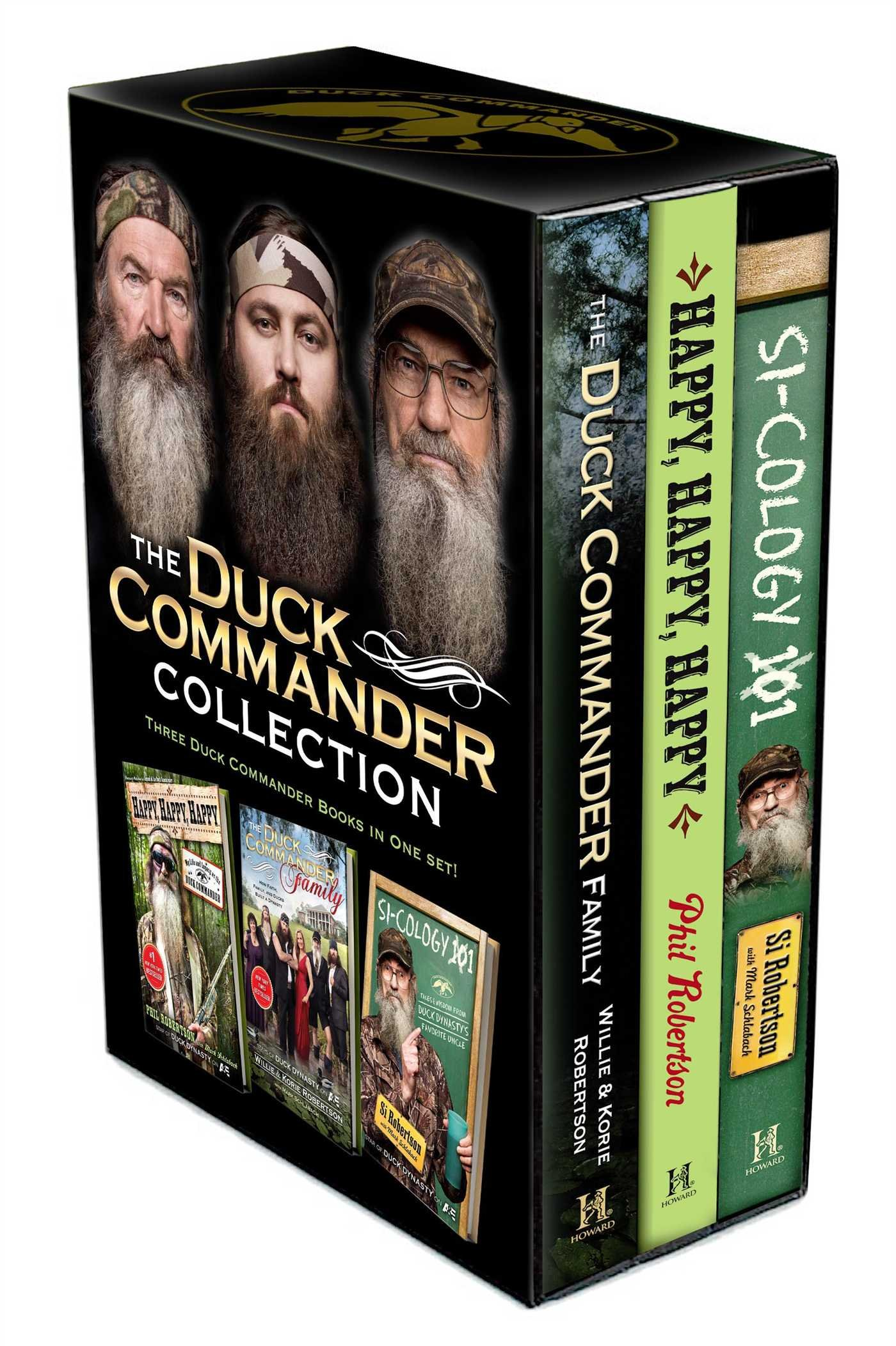 Duck Commander Collection: Duck Commander Family; Happy, Happy ...