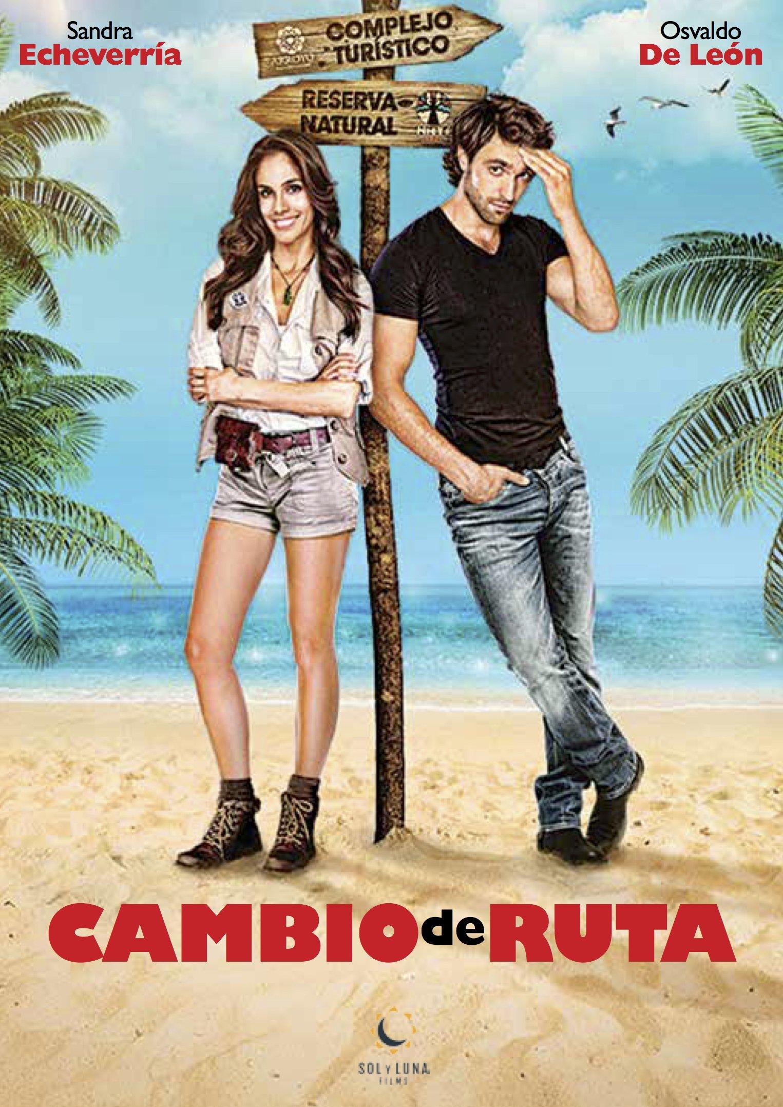 DVD : Cambio de Ruta