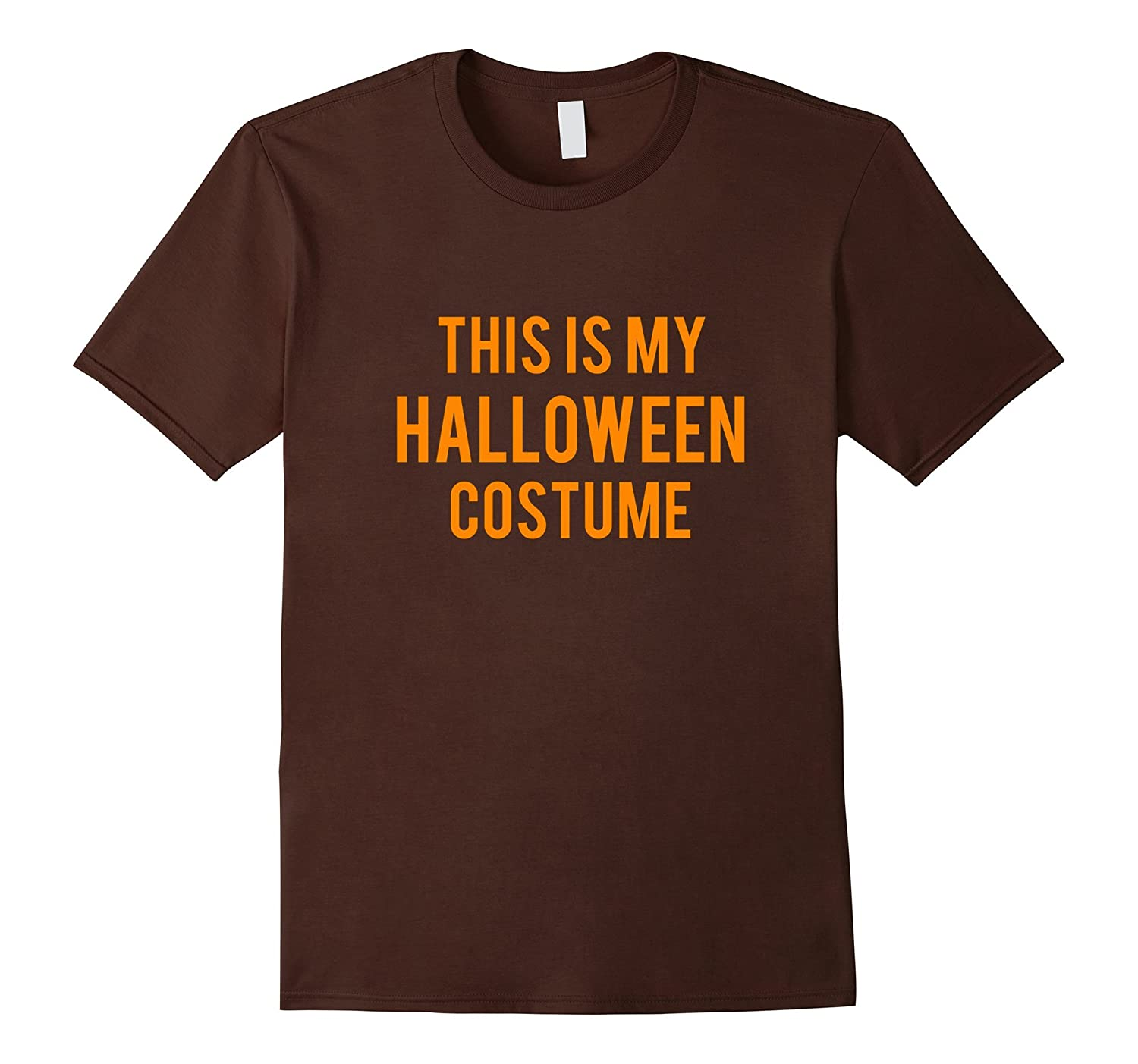 OFFICIAL This Is My Halloween Costume T-Shirt Kids Men Women-T-Shirt