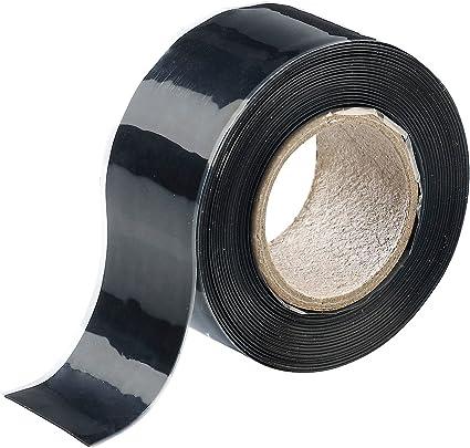 Bande D étanchéité Auto Adhésive 3 Mètres Noir Amazon Fr Bricolage