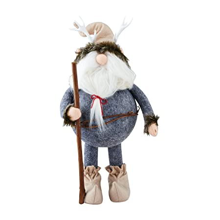 Department 56 Gnome for The Holidays Gnome with Antlers Figurine