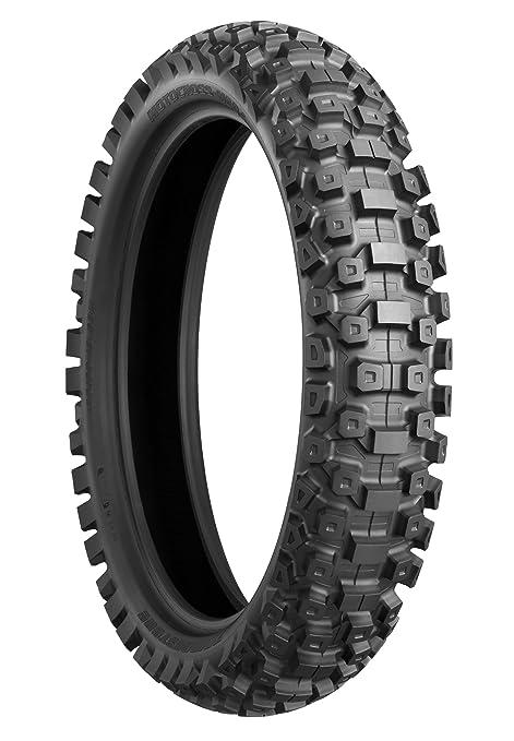 Amazon.com: Bridgestone M04 Llanta Trasera Motocross 100/100 ...