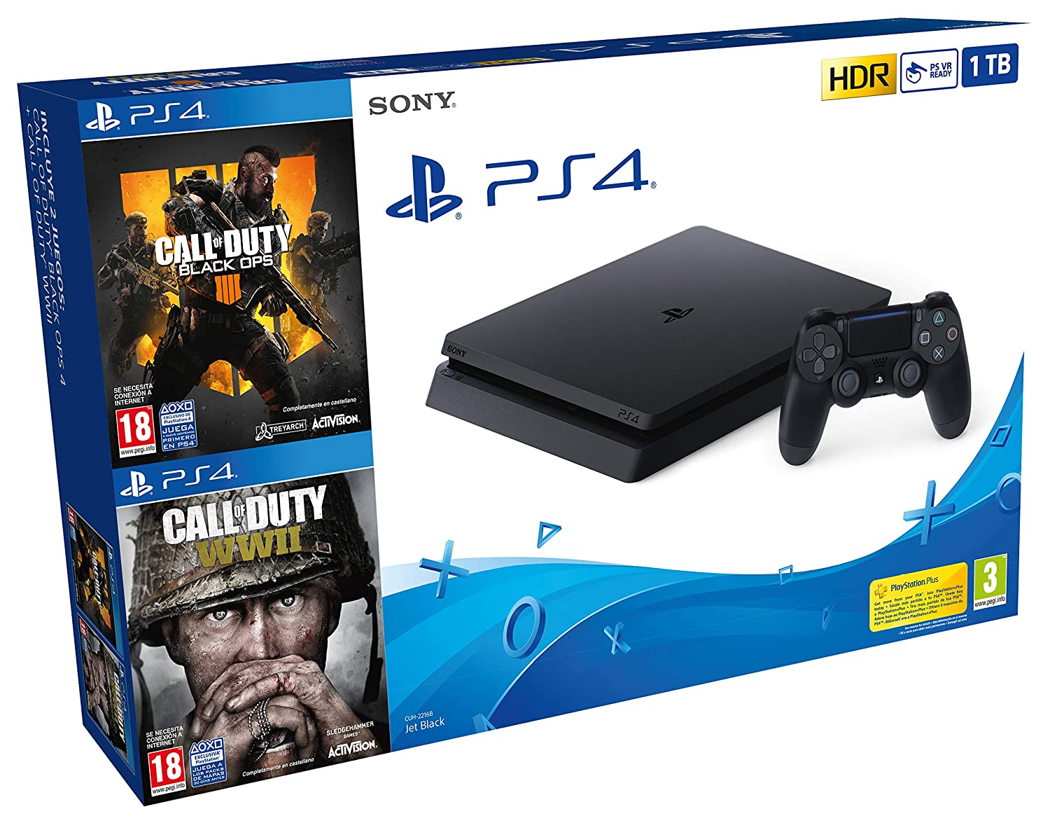ps4 +call of duty