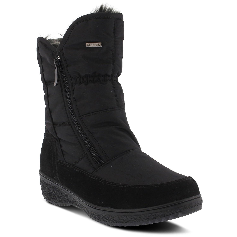 Amazon Zipper Snow Boots Market For Winter Selling Design