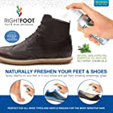 Shoe Deodorizer Foot Spray, Natural Shoe Odor