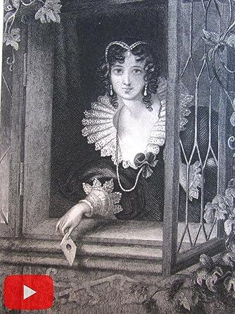 Amazon com: Feminine Beauty mid-19th century Lovely Ladies