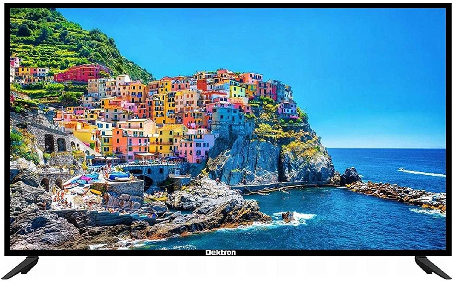 Dektron 80 cm (32 Inches) HD Ready LED TV DK3277HDR (Black) (2017 model)