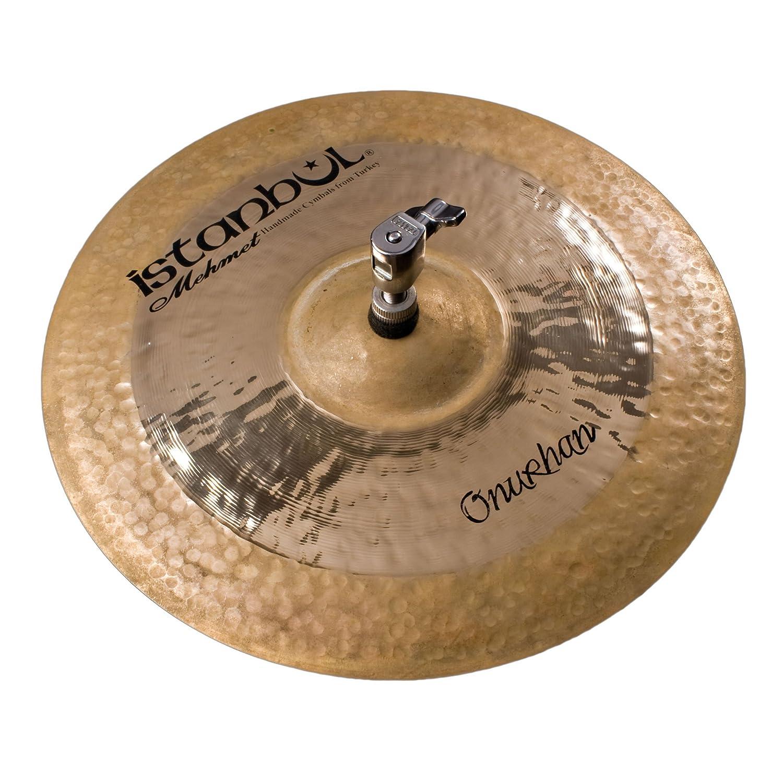 Istanbul Mehmet Cymbals Custom Series Onurhan Hi-Hat Cymbals OH-HH (14
