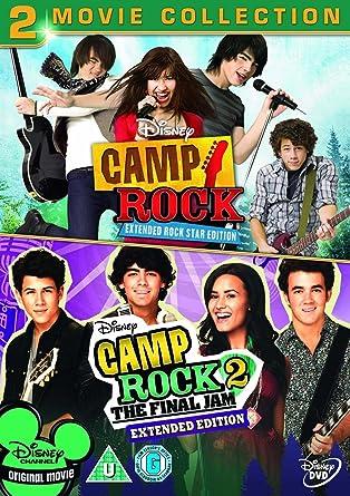 Camp Rock & Camp Rock 2 [Reino Unido] [DVD]: Amazon.es ...