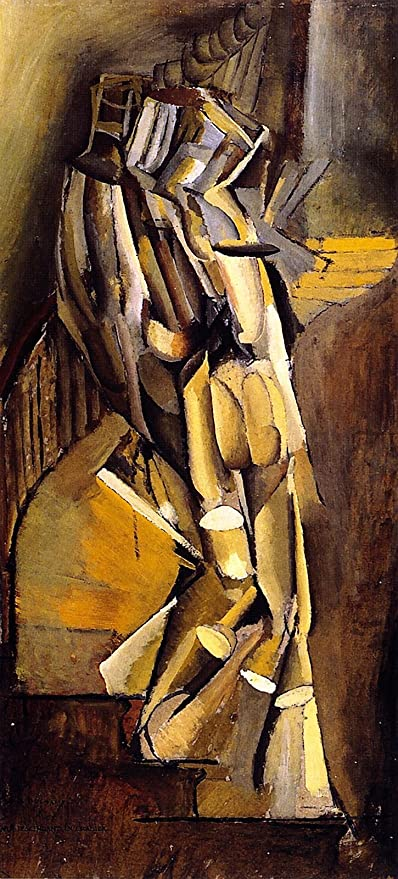 Duchamp nude descending a staircase picture 5