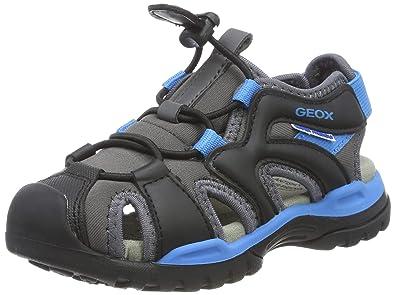Sales Promotion Boy Shoes Sandals GEOX J Borealis B. E
