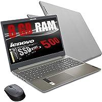 Lenovo Silver Ram 8 GB DDR4 SSD M.2 PCi 500 GB CPU Amd A4 3020 New Gen./ 15,6 cala wyświetlacz HD / Open Office 2019…