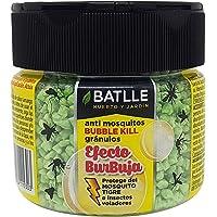 Semillas Batlle Insecticida Mosquitos Bubble Kill 40gr, granulado