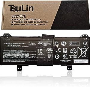 TsuLin GM02XL Laptop Battery Compatible with HP Chromebook 14 G5 X360 11 G1 Series Notebook HSTNN-DB7X GMO2XL HSTNN-UB7M 917679-271 917725-855 7.7V 47.3Wh 6000mAh