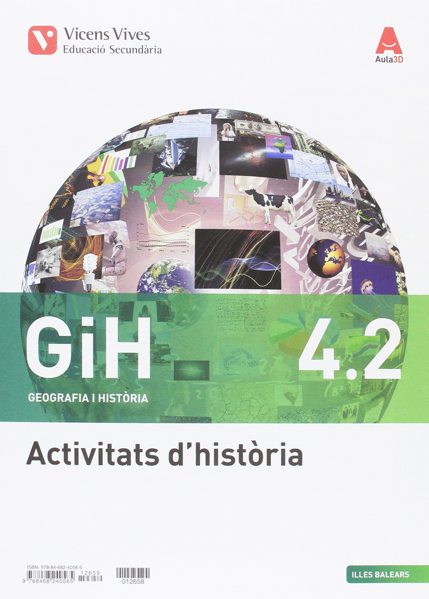 GIH 4 4.1-4.2 BALEARS HISTORIA ACTIVITATS: 000002 - 9788468240565: Amazon.es: M. Masó: Libros