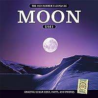 The Old Farmer's Almanac 2021 Moon Calendar