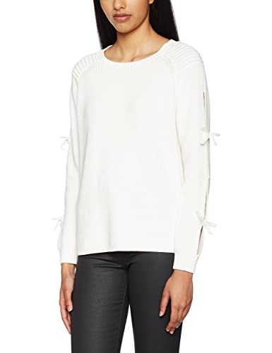 Great Plains Kiki Cotton Bow Detail Jumper, Suéter para Mujer